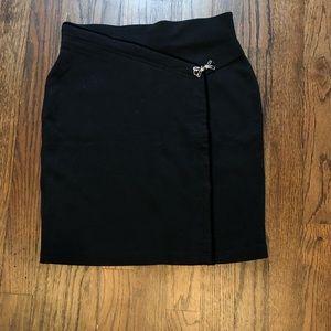 Hengu black mini skirt